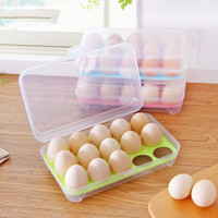 Kotak Tempat Penyimpanan Telur/Egg Box /Tempat Telur Transparant K209