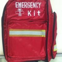 Tas Emergency Gendong / tas p3k /tas ransel/tas serba guna