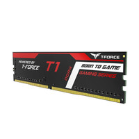 Team T-Force T1 Series 2666Mhz 16GB DDR4 (2X8GB) TTD416G2666C18HDC01