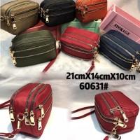 SG63031 Tas Wanita import selempang mini Sighmon/Chibao 5slet