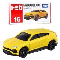 Tomica Reguler 16 Lamborghini Urus Yellow