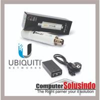 Paket Ubiquiti Bullet M2HP Plus POE Adaptor 24V 1A Original
