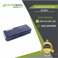 Household Vacuum Sealer DZ-290A Black Edition - Mesin Vacuum Plastik
