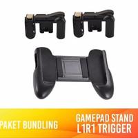 Bundling Gamepad L1r1 Standing Gaming Trigger PUBG GAMERS - WS