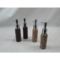 Soap Dispenser Kayu Manis - Tempat Sabun Cair
