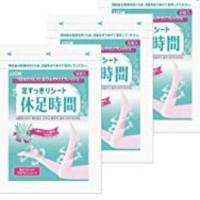 KYUSOKU JIKAN cooling gel pad - Koyo kaki dari Jepang 6 pcs (no box)
