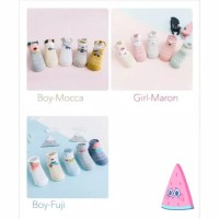 kaos kaki anak/socks import/kaos kaki 5 in 1 boy and girl