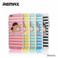 Soft Case Remax iPhone 6 plus Popo Polar Bear Series TPU Protective