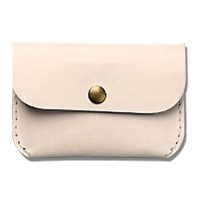 Dompet Pure Handmade Wallet Card Holder Ingenuity Remax desain mini