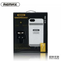 Car Holder Case iPhone 7 8 Plus Remax 360 Degrees Mobile - RM-C19