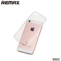 Softcase Crystal Series TPU Protective iPhone Remax silikon elastis