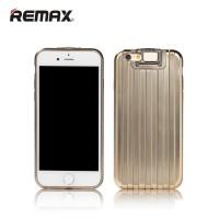 Softcase desain Travel Series TPU iPhone 6 6s Remax bentuk koper