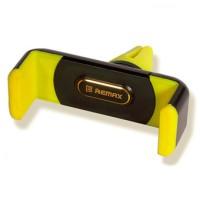 Holder Smartphone Remax Car Air Vent penyangga kuat mudah - RM-C01