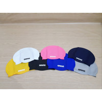 Junior Swimming Silicone Cap / Topi Renang Arena ACG 220J - ORIGINAL