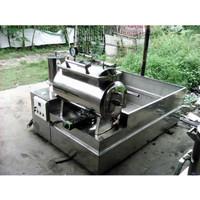 Vacuum Frying Mesin Pengolahan Keripik Buah 10kg