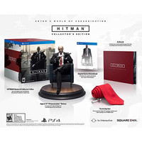PS4 Hitman Collector's Edition