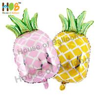 Balon Foil Nanas Jumbo Pineapple Buah 75 cm