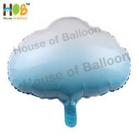 Balon Foil Awan Cloud 50 cm