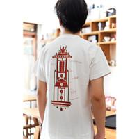 T-Shirt AeroPress Temple | Philocoffee | Kaos Kopi | Baju Kopi