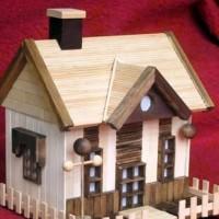 770+ Contoh Gambar Rumah Rumahan Dari Stik Es Krim Terbaik
