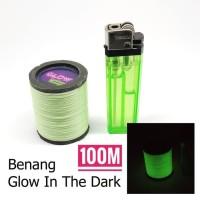 benang tying glow in the dark