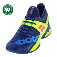 Sepatu Tenis Babolat Propulse Rage Blue/Yellow Men / Sepatu Babolat