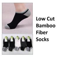 KK013 Kaos Kaki Pria Low Cut Bambu Fiber Socks Bamboo