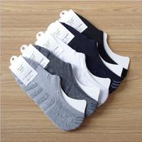 KK011 Kaos Kaki Handuk Tebal Hidden Socks Unisex Kaos Kaki Pendek Pria