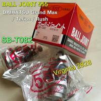BALL JOINT DAIHATSU GRAN MAX / TERIOS / RUSH - 555 - SB-T082 isi 2 pcs