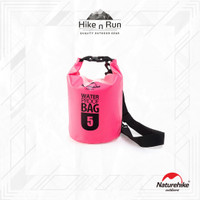 Dry Bag 500D 5L Pink/Red Nature Hike