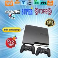 ps3 slim hdd 320gb psn game hardis dan online versi 4.81