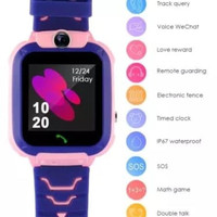 smart watch GPS Promo khusus end hari liburan anak anak