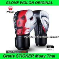 Promo Sarung Tinju Muay Thai, Sarung Tangan Muaythai, Glove Tinju, Sa