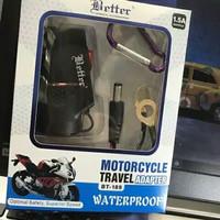 Charger Casan Aki Motor BETTER BT-189 Waterproof Gojek