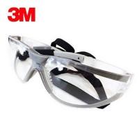 Kacamata Safety Googles Anti Fog Dust - 3M11394