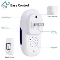 Forecum Alarm Pintu Wireless Waterproof - F8