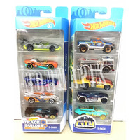 Hotwheels Gift Pack isi 5 Hot Wheels Diecast Car Original Mattel