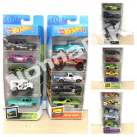 Hot Wheels Gift Pack Isi 5 Original ( Datsun Dkk )