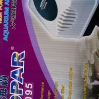 aquarium kolam ikan air pump pompa udara LP HOPAR HA 6095