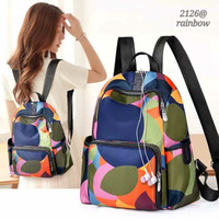 Anti Thief Rainbow Edition Backpack FBP-2126