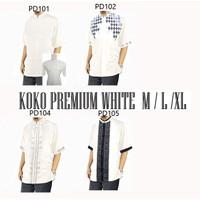 Baju Koko Premium High Quality PD104