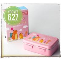 Kotak makan yooyee 627 stainless steel