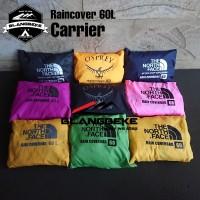 Raincover Tas Carrier 60L