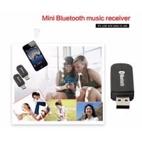 Wireless USB-Bluetooth Music Audio Receiver Adapter