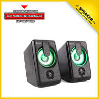 SPEAKER KOMPUTER KISONLI L1010 SPEAKER PORTABLE MINI USB 2.0