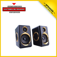Speaker Mini Portable USB 2.0 Kisonli T005 Speaker Multimedia Murah