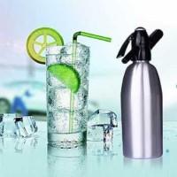 AFFORANY DIY Botol Pembuat Soda Siphon Maker Bartender CO2 1L