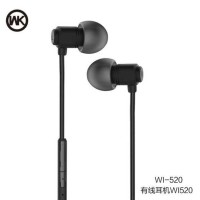 WK Wired Stereo Earphone with Microphone Control - WI520