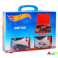 DIECAST BOX HOTWHEELS CARRY CASE QJN72