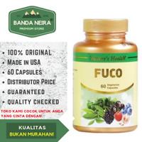 Nature's Health Fuco 60 Kapsul